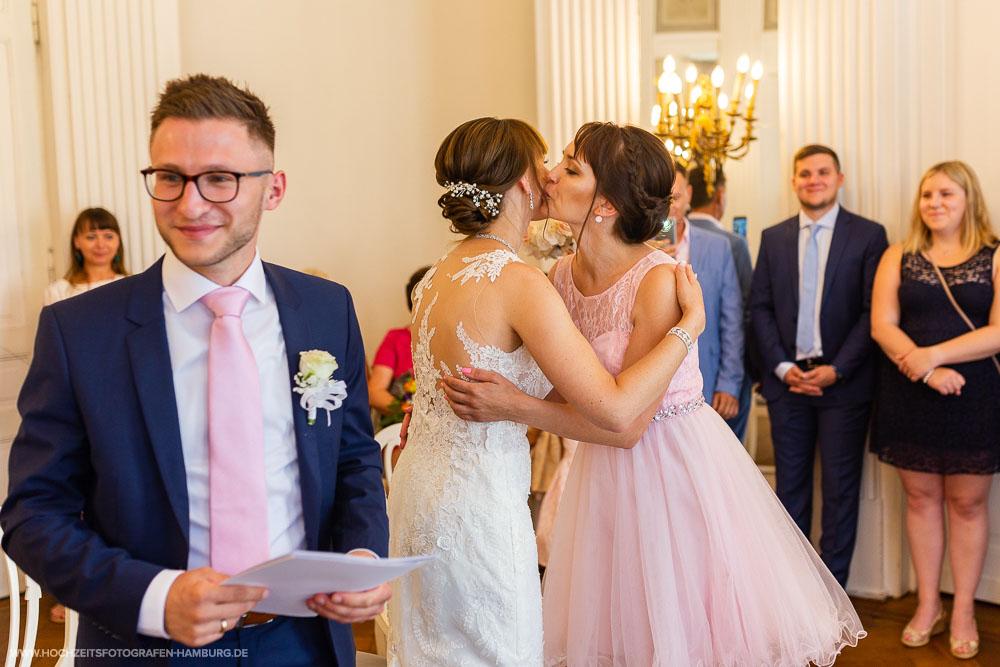 Standesamtliche Hochzeit Von Alex Und Anna In Lubeck Und