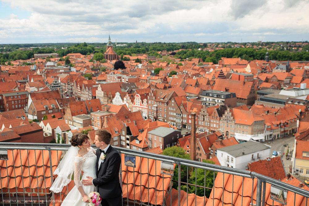 Hochzeit Von Julia Und Walerij In Hamburg Und Wasserturm Luneburg