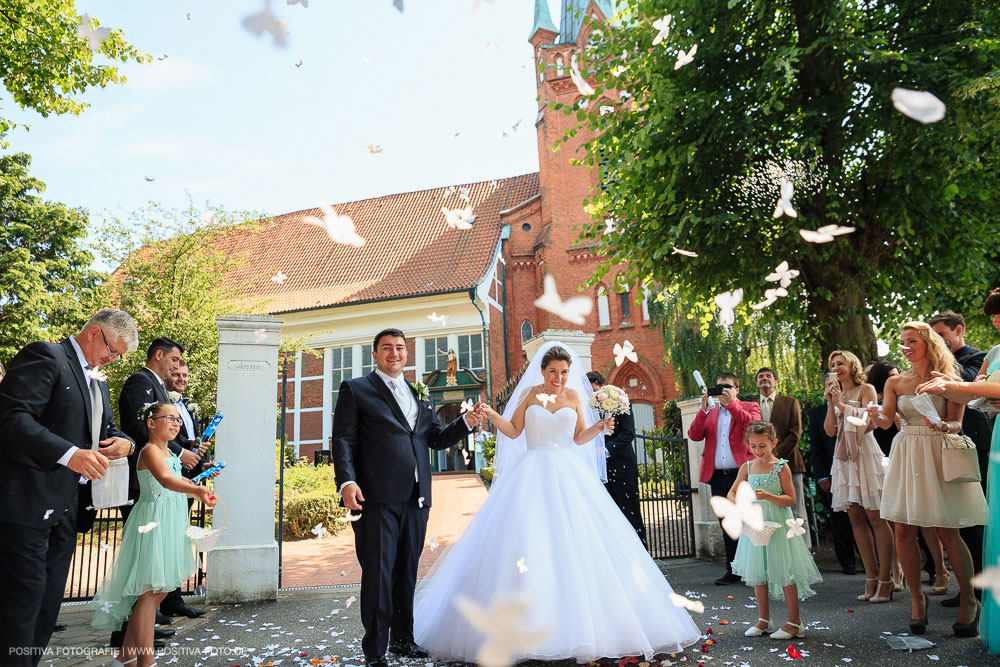 Hochzeit Von Jan Und Andrea In Grand Elyse Hamburg Hochzeitsfotos
