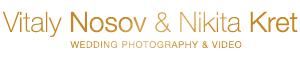 Logo von Vitaly Nosov & Nikita Kret - Hochzeitsfotograf