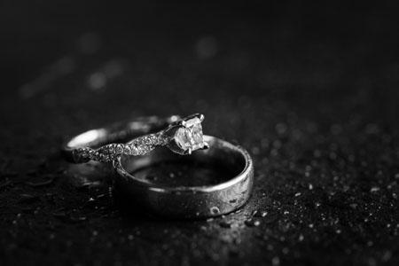 Ehering Verlobungsring